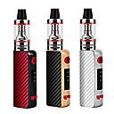 זול ערכות קיטור-80w vape סיגריה אלקטרונית עשן בעט עט נרגילה מיני 80w vape ערכת 510 גוף מתכת 2.5ml מאטומי סיגריה e