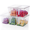 Χαμηλού Κόστους Αποθηκευτικός χώρος κουζίνας-1pc Αποθήκευση τροφίμων Πλαστικά Αποθήκευση Other