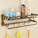 זול Soap Dispensers-צדף לחדר האמבטיה יצירתי עכשווי פליז 1pc מותקן על הקיר
