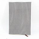 billige Ekspansjonskort-2019 nytt nyhetspapir / bomullsgitter serie mønster notisblokker / notatbok for kontoret for kontorspapir a5