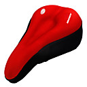 Χαμηλού Κόστους Πηρούνια-Κάλυμμα σέλας Χοντρό Ανθεκτικό Silica Gel Ποδηλασία Ποδήλατο Βουνού Ποδήλατο Δρόμου BMX Θαλασσί Μαύρο Κόκκινο