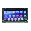 Χαμηλού Κόστους Συσκευές αναπαραγωγής DVD αυτοκινήτου-πιο αθόρυβος he6611 7 ιντσών 2 ιντσών Android σε dash αυτοκίνητο dvd player / αυτοκίνητο GPS navigator οθόνη αφής / gps / ενσωματωμένο bluetooth για την καθολική υποστήριξη bluetooth rm / rmvb / divx