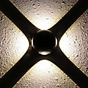 baratos Brinquedo de Água-Criativo / Novo Design LED / Contemporâneo Moderno Luminárias de parede Sala de Estar / Lojas / Cafés Luz de parede IP44 Genérico 1 W