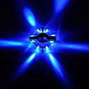 olcso Intelligens karszalagok-Kerékpár világítás kerék fények Kerékpár szórás lámpák LED Hegyi biciklizés Kerékpár Kerékpározás Vízálló Többféle üzemmód Szuper fényes Hordozható gomb akkumulátor cellás akkumulátor / ABS / IPX-5