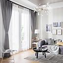 זול הדפסים-פרטיות שני פנאלים וִילוֹן סלון   Curtains