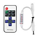 baratos Esmalte e Gel para Unhas-1 pcs 11 chaves rf led strip controlador mini dimmer rf controle remoto dc 5 v 12 v 24 v controlador para led 5050 2835 tira única cor