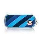 baratos Armazenamento e Organização-Caixa de Armazenagem / Estojo Cores Aleatórias / Azul / Vermelho, PU Leather Bolsas / Universal Organização 1pç