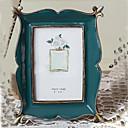 billige Ekspansjonskort-fotoramme retro nød iris mønster bilde ramme hjem dekor