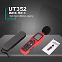 baratos Adesivos de Parede-Medidor de nível de som digital 30130db testadores de monitor de ruído de alta de alarme de registro de dados decibel medidor de ruído tester