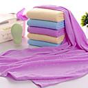 זול מגבות מקלחת-איכות מעולה מגבת אמבטיה, אחיד / אנימציה / אופנתי פולי / כותנה / 100% סיב מיקרו חדר אמבטיה 1 pcs