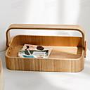 billige Jars & Boxes-Høy kvalitet med Tre Oppbevaringskasser For kjøkkenutstyr Kjøkken Oppbevaring 1 pcs