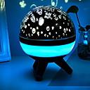 baratos Projetor de Luz-1pç Luz do projetor do céu Azul USB Criativo <=36 V