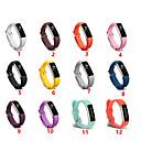 Χαμηλού Κόστους Έξυπνα Ρολόγια-Παρακολουθήστε Band για Fitbit Alta HR / Fitbit Alta Fitbit Αθλητικό Μπρασελέ σιλικόνη Λουράκι Καρπού