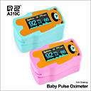 billige Målere og detektorer-rz oximeter barn bærbar finger oximeter fingertupp puls oximeter husholdning helse monitorer hjertefrekvens pr spo2 baby oximeter