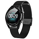billige Vinglass-dt28 smart klokke ip68 vanntett menn smartur ecg pulsmåler fitness tracker armbånd smart band sport armbåndsur