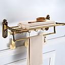 baratos Brinquedo de Banho-Conjunto de Banho Criativo Modern Alumínio 1pç Montagem de Parede