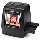 Χαμηλού Κόστους Σαρωτές και φωτοαντιγραφικά-φιλμ σαρωτή 135mm / 126mm / 110mm / 8mm υψηλής ανάλυσης αρνητικό φιλμ slide scanner μετατροπέα usb msdc eu plug