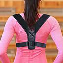 ราคาถูก เครื่องออกกำลังกายและอุปกรณ์ออกกำลังกาย-ที่รัดไหล่ เทรนเนอร์ท่าทาง Poly / Cotton Wearproof Lightweight Posture Corrector โยคะ Inversion Exercises การออกกำลังกาย สำหรับ สำหรับผู้ชาย สำหรับผู้หญิง ไหล่ / สำหรับเด็ก / สำหรับเด็ก / ผู้ใหญ่