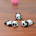 billiga Bordsservis-Yiwu pho_035o Söt Panda ätpinnarhållare Keramisk pinnar Pinnehållare Slumpmässig 3st