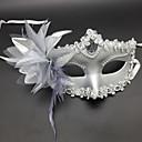 billiga Spargrisar-Halloweenmaskar Maskeradmaskar Textil Plast Skräcktema Vuxna