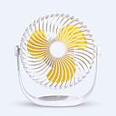 billige Vaser & Kurv-1pc usb strømforsyningsvifte nytt produkt desktop 360 graders roterende mini fan