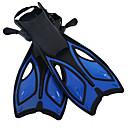 ราคาถูก อุปกรณ์ดำน้ำ-ดำน้ำตีนกบ ตีนกบ Long Blade Adjustable Strap การว่ายน้ำ การดำน้ำ Snorkeling ซิลิโคน คอมพิวเตอร์ Eco วัสดุผสม - สำหรับ ผู้ใหญ่ แดง ฟ้า สีชมพู