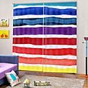 baratos Cortinas 3D-Decoração de casa 3d impressão digital de cortina de banho blackout à prova d 'água mold-proof personalizável produtos de cortina de banho de manga