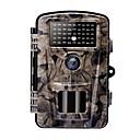 ราคาถูก กล้องล่าสัตว์-กล้องล่าสัตว์ / กล้องลูกเสือ 12MP สี CMOS HD 1080P มุมมองกลางคืน 2.4 นิ้วจอแอลซีดี หลอด LED IR 42 ชิ้น แคมป์ปิ้ง / การปีนเขา / เที่ยวถ้ำ การล่าสัตว์ Wildlife 940 nm 3 mm 2560 × 1920