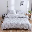 billige Bakeformer-3 stk luksus dyne sengetøy sett tegneserie mønster sengetøy bomull dynetrekk laken putetrekk dekksett
