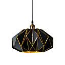 baratos Colchas e Acolchoados-Cone / Mini Luzes Pingente Luz Descendente Acabamentos Pintados Metal Ajustável, Novo Design 110-120V / 220-240V