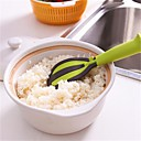 billige Lagring og oppbevaring-Plast Skje Kreativ Kjøkken Gadget Kjøkkenredskaper Verktøy 1pc