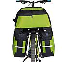 זול כידונים ומוטות חיבור-FJQXZ 70 L תיקים למטען האופניים 3 ב 1 קיבולת גבוהה עמיד למים תיק אופניים 1680D פוליאסטר תיק אופניים תיק אופניים רכיבה על אופניים / אופנייים
