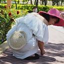 Χαμηλού Κόστους Τσάντες χιαστί-Γυναικεία Φερμουάρ Άχυρο Σταυρωτή τσάντα Συμπαγές Χρώμα Μπεζ / Καφέ / Χακί