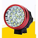 billiga Cykel ram-LED Cykellyktor Framlykta till cykel LED Bergscykling Cykel Cykelsport Vattentät Jätteljus Säkerhet Bärbar Uppladdningsbart Batteri 18650 11200 lm Uppladdningsbara batterier 110-240V 18650 Vit
