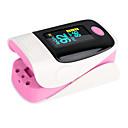 billige Målere og detektorer-ekte fingertopp pulsoksymeter oximetro de dedo bærbar blodtrykk helsevesenet pr alarm innstillingsutstyr rz001