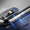 Χαμηλού Κόστους Συστήματα Καυσίμου-Προστατευτικό οθόνης για Apple iphone xs / iphone xr / iphone xs max / x σκληρυμένο γυαλί 1 τεμάχιο προστατευτικό φακού κάμερας υψηλής αντοχής (hd) / 9h σκληρότητα / προστασία από εκρήξεις