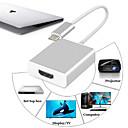billiga Zentai-USB 3.1 C Adapterkabel / Adapter, USB 3.1 C till HDMI 1.4 Adapterkabel / Adapter Hane - hona