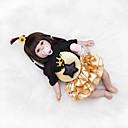 billige Reborn-dukker-Reborn-dukker Babyjenter 22 tommers Barn / Ungdommer Barne Unisex Leketøy Gave