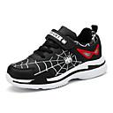 Χαμηλού Κόστους Παιδικά αθλητικά παπούτσια-Αγορίστικα Ανατομικό PU Αθλητικά Παπούτσια Μεγάλα παιδιά (7 ετών +) Περπάτημα Μαύρο / Σκούρο μπλε / Κόκκινο Καλοκαίρι / Καοτσούκ