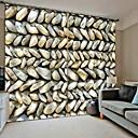 Χαμηλού Κόστους Μπαλόνι-εσωτερική διακόσμηση 3d ψηφιακή εκτύπωση φυσικό τοπίο κουρτίνες υψηλής ποιότητας υγρασία-απόδειξη κουρτίνα σαλόνι πολυέστερ κουρτίνα ύφασμα