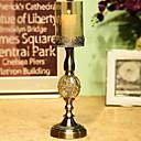Χαμηλού Κόστους Κεριά & Κηροπήγια-μινιμαλιστικό στυλ Σίδερο Κηροπήγια Κηροπήγιο 1pc, Κερί / Κερί