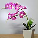baratos Lâmpada Smart LED-1pç LED Night Light Branco Criativo 220-240 V