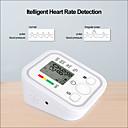 billige 3D gardiner-hjemmebruk helsevesenet digital øvre helautomatisk elektronikk armstil blodtrykk monitor puls b02r