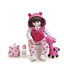 Χαμηλού Κόστους Κούκλες σαν αληθινές-Κούκλες σαν αληθινές Μωρά Κορίτσια 20 inch Παιδικό / Εφηβικό Παιδικά Κοριτσίστικα Παιχνίδια Δώρο