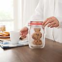 billige Jars & Boxes-1pc Matlager Plastikker Lagring For kjøkkenutstyr