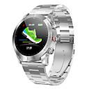 ราคาถูก Smartwatches-S10 ดูสมาร์ท 1.3 '' ip68 กันน้ำนอร์ดิก nrf52832qfaa 512kb รอม h eart rate monitor อยู่ประจำที่เตือน s mart w atch