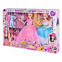 זול סבון כלים-צעצוע Playsets אופנה עיצוב מיוחד יצירתי סקסי ליידי פלסטיק רך ילדים כל צעצועים מתנות 13 pcs