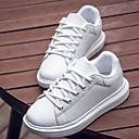 Χαμηλού Κόστους Σετ τσάντες-Γιούνισεξ Αθλητικά Παπούτσια Επίπεδο Τακούνι Συνθετικά Άνοιξη & Χειμώνας Μαύρο / Λευκό / Χρυσό