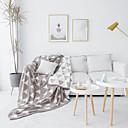 baratos Cobertura de Sofa-almofada do sofá Contemporâneo Gravado Poliéster Capas de Sofa