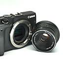 Χαμηλού Κόστους Φακοί & Αξεσουάρ-φακός κάμερας olympus 7artisans 25mmf1.8m43forcamera